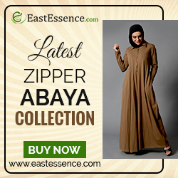 Buy Zipper Abaya Collections