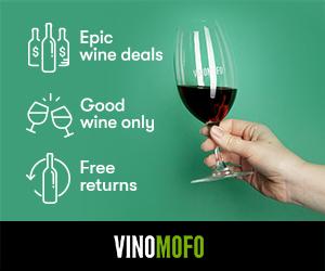 publicidad de tienda en linea de vino australiano