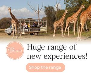 Experiences - Gifts Australia