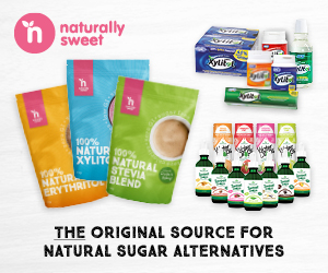 Naturally Sweet Products coupons