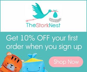 The Stork Nest Advertisement