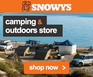 Camping across Australia Blogs