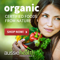 organic certified foods