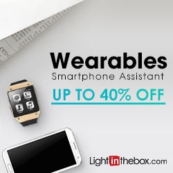 Smart Watch, Smart Glasses - up to 40% OFF on Wearable Technologies