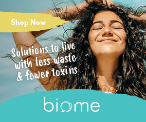 BIOME ECO STORES Advertisement