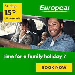 Publicidad para rentar coches en Australia