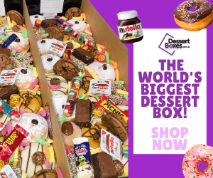 world biggest dessert box