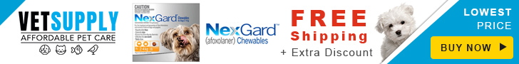 Buy NexGard For Dogs online at cheapest prices.