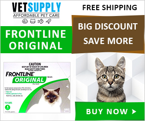 Keep your cat protected against fleas and lice with Frontline Original For Cats.