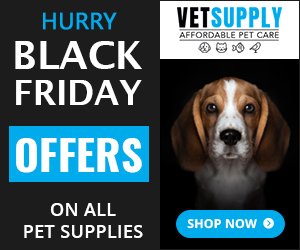Black Friday Sale - Grab Offers on Pet Supplies & Pet Foods