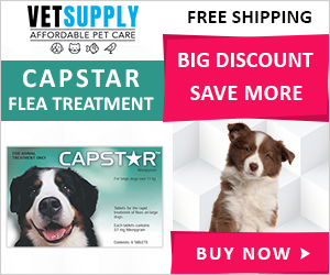 Capstar is an oral tablet flea control formulated for use dogs and cats.