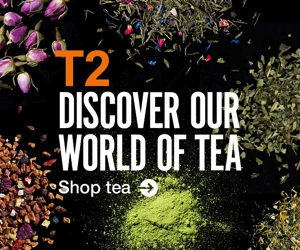 T2 TEA advertisement