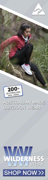 Wilderness Wear Australian Made Outdoor Wear