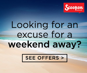 Grab a discount weekend away with Scoopon