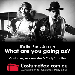 Shop costumes & party supplies at CostumeBox and get free shipping when you spend $79+. Click here!