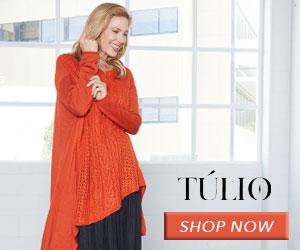 Cozy sweater from Tulio