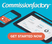 Commission Factory affiliate program