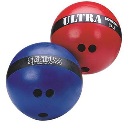 Image of 1.2kg Light Weight Ultra Bowling Ball - Red