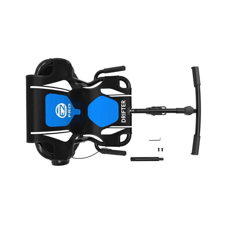EzyRoller Drifter Pro X For Ages 10-110 - Black Magic