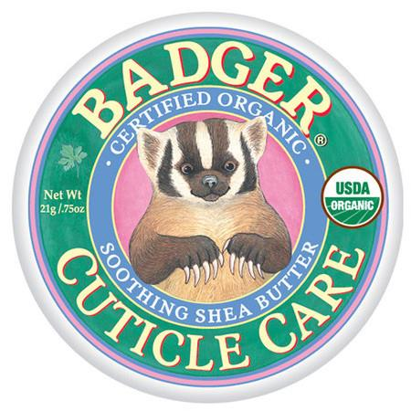 Image of Badger Cuticle Care - 21g