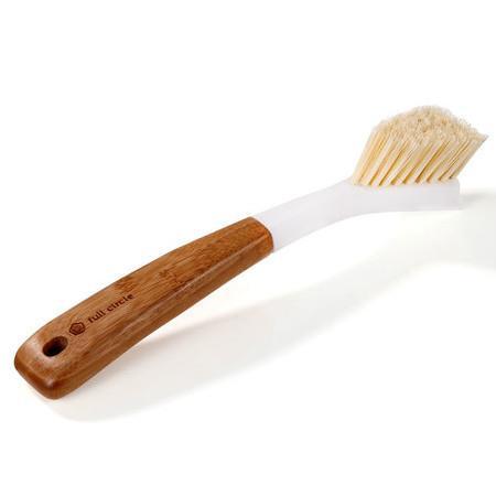 Image of Full Circle Laid Back Brush - Dish Brush