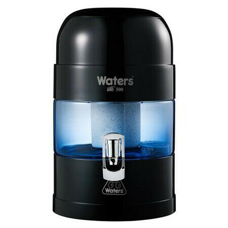 Image of Waters Co BMP 500 5.25L Bench Top Alkaline Water Filter - Bench Top Filter 5.25L