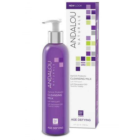 Image of Andalou Naturals Apricot Probiotic Cleansing Milk - *Age Defying* 177ml