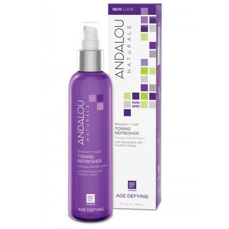 Image of Andalou Naturals Blossom & Leaf Toning Refresher - *Age Defying* 178ml