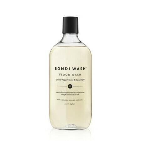 Image of Bondi Wash Floor Cleaner - Sydney Peppermint & Rosemary 02 - 500ml