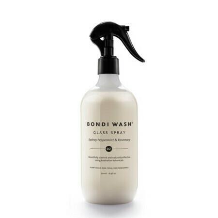 Image of Bondi Wash Glass Spray - Sydney Peppermint & Rosemary 02 - 500ml