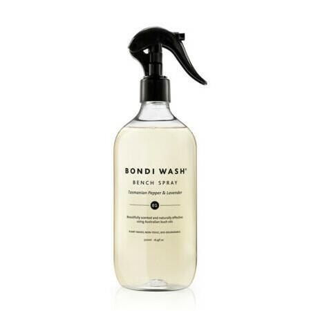 Image of Bondi Wash Bench Spray - Tasmanian Pepper & Lavender 01 - 500ml