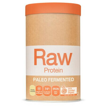 Image of Amazonia Raw Fermented Paleo Protein - Vanilla and Lucuma 500g