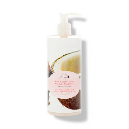 Image of 100% Pure Honey & Virgin Coconut Restorative Conditioner - 236ml