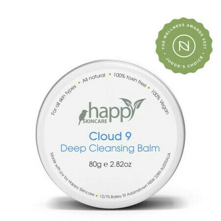 Image of Happy Skincare 'Cloud 9' Deep Cleansing Balm - 80ml