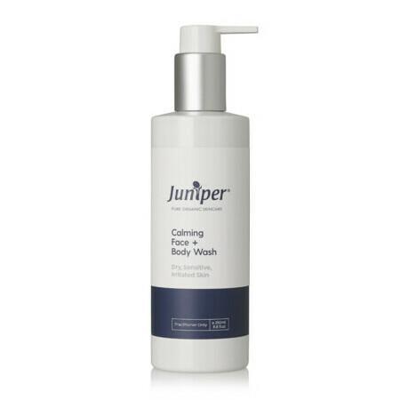 Image of Juniper Calming Face & Body Wash - 250ml