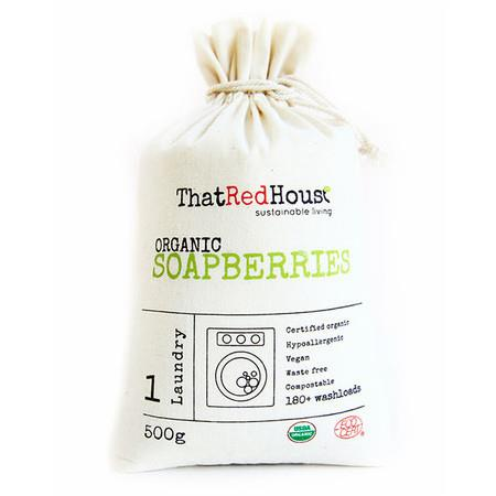 Image of That Red House Organic Soapberries - 500g (180+ Washloads)