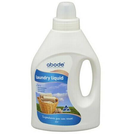 Image of Abode Laundry Liquid Zero - Sensitive - 2 Litre