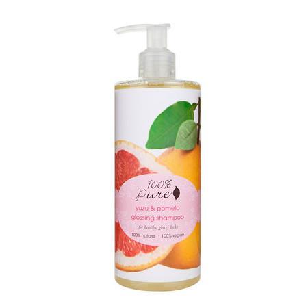 Image of 100% Pure Glossing Shampoo - *Large* 385ml