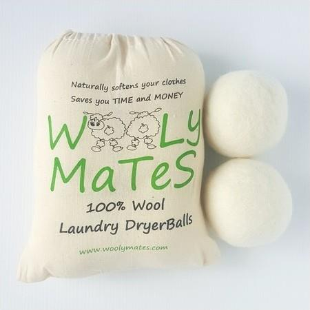 Image of Wooly Mates Dryer Balls - Pack of 6 Dryer Balls