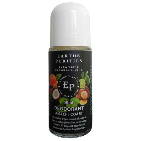 Image of Earths Purities Liquid Deodorant - Amalfi Coast - 50ml