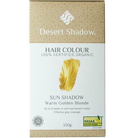 Image of Desert Shadow Organic Hair Dye - Sun Shadow - 100g