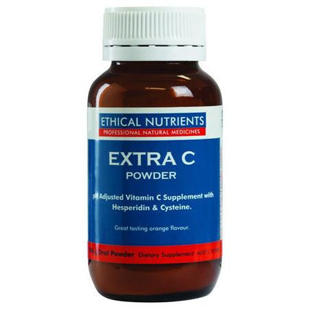 Image of Ethical Nutrients Extra C Powder - 100g
