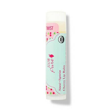 Image of 100% Pure Cherry Lip Balm - 4.25g