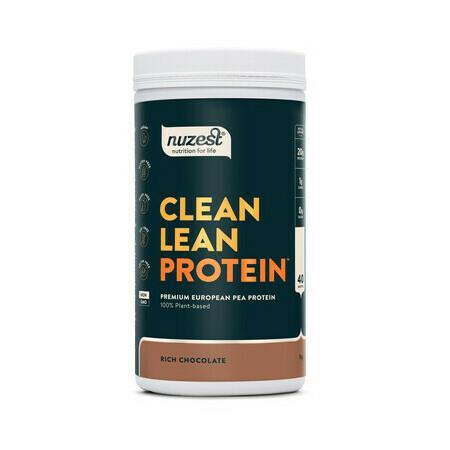 Image of NuZest Clean Lean Protein - Chocolate - *Medium* 500g