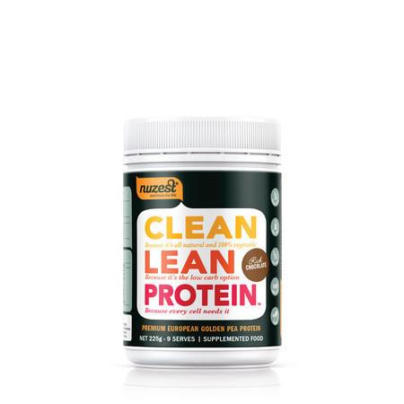 Image of NuZest Clean Lean Protein - Chocolate - *Small* 225g