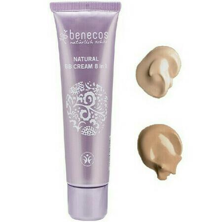 Image of Benecos BB Cream - Fair - 30ml