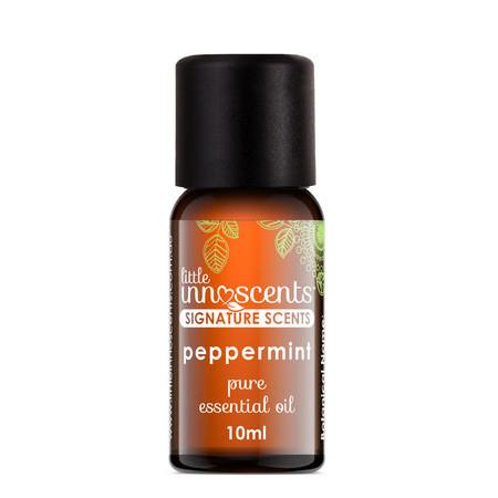 Image of Little Innoscents - Peppermint Essential Oil - 10ml