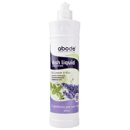 Image of Abode Dish Liquid - Lavender & Mint - 615ml