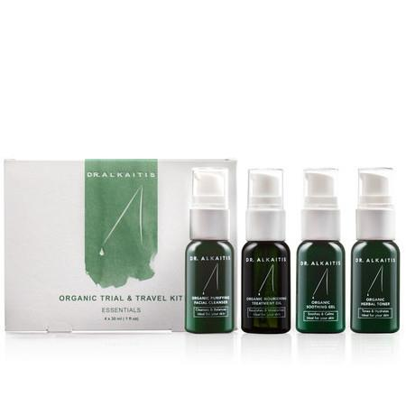 Image of Dr Alkaitis Trial & Travel Kit Essentials - Travel Kit