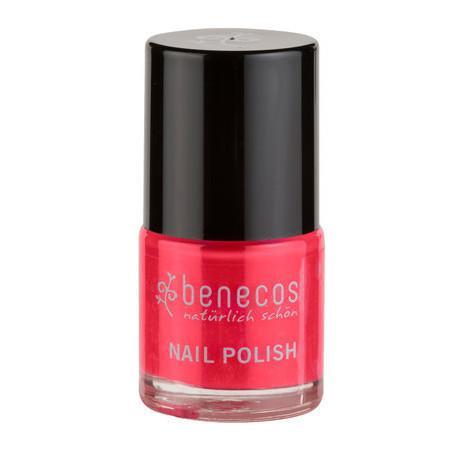 Image of Benecos Happy Nails Nail Polish - Hot Summer - 9ml